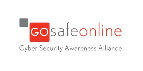 CSAA Go Safe Online logo
